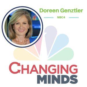 Doreen Gentzler and NBC4