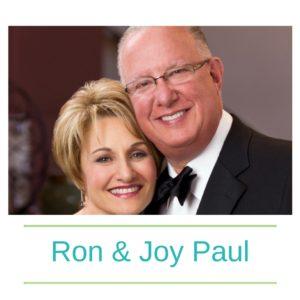 Ron and Joy Paul